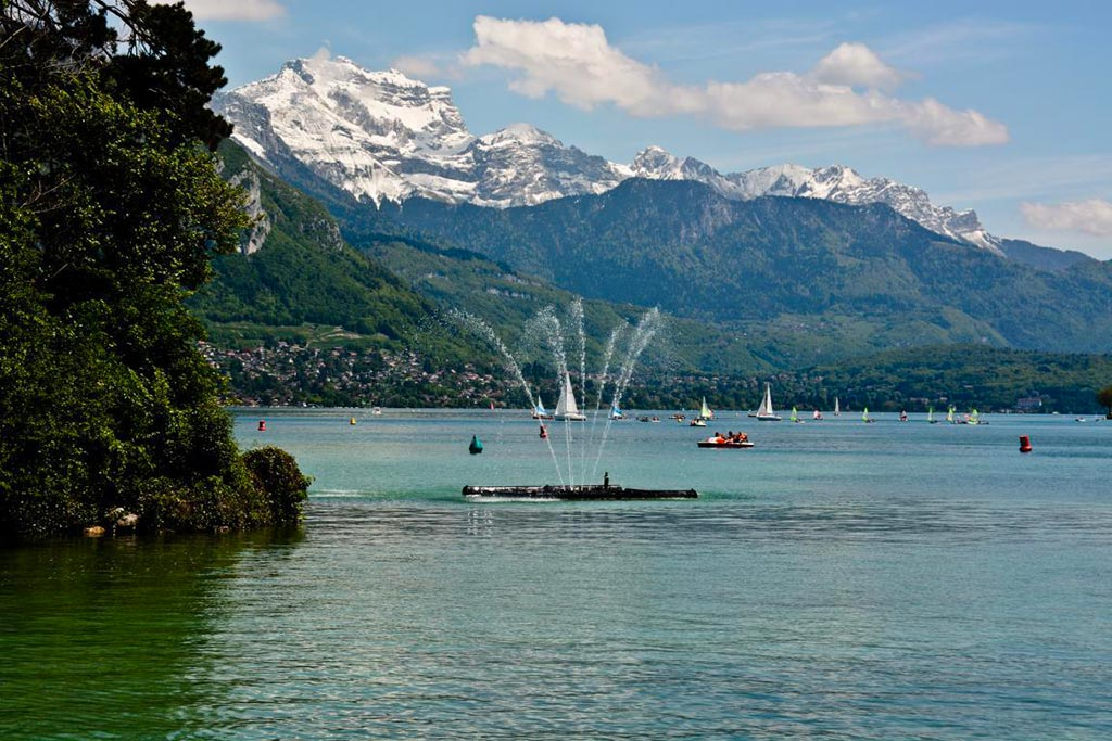Où partir en France : Annecy