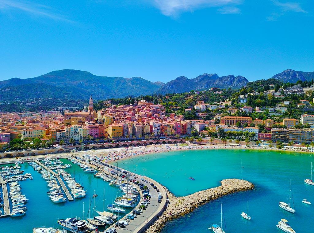 Où partir en France : La Côte d'Azur