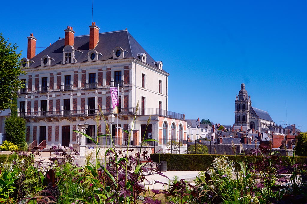 Maison de la Magie à Blois