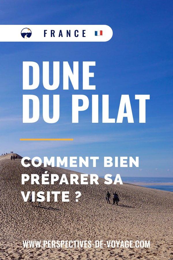 Image résumé de l'article de la dune du pilat