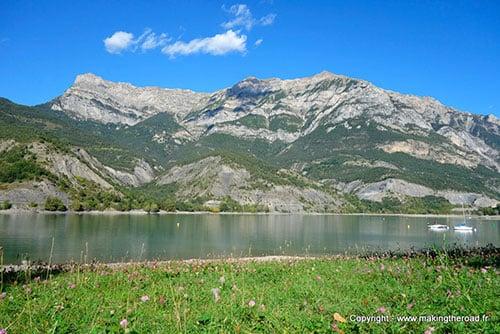 Vacances en France dans les Alpes du Sud
