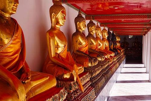 Photographie du Wat Pho