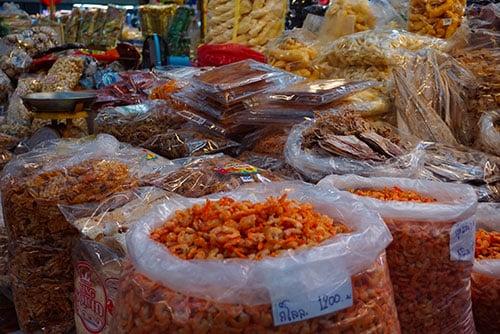 Photographie du Warorot Market