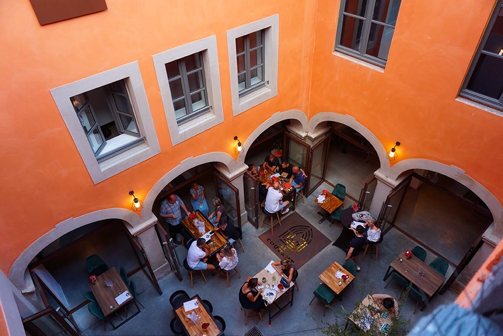 Photographie de l'hostel Le Couvent à Carcassonne