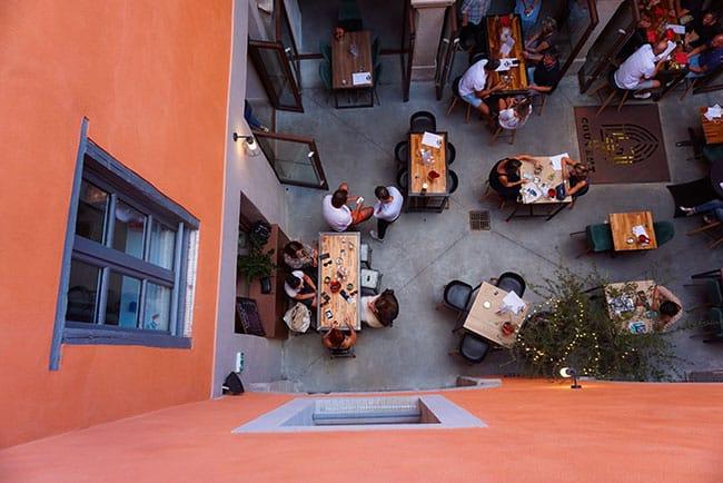 Photographie du Couvent Hostel