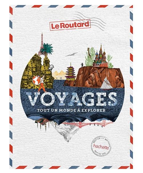"""Image du livre """"Voyages tout un monde à explorer"""""""