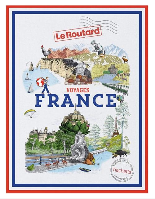 Image livre Voyages France