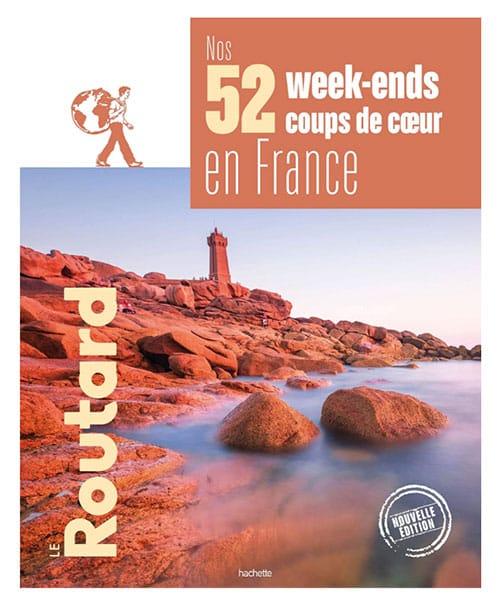 Image Livre nos 52 weekend coup de coeur en France