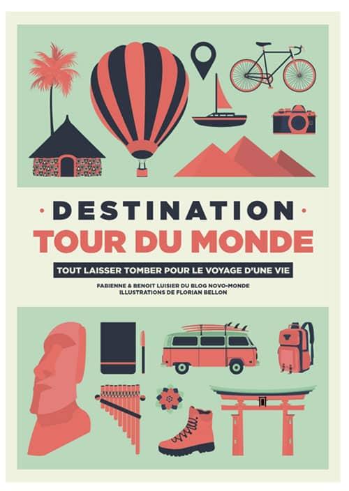 Image livre Destination Tour du monde