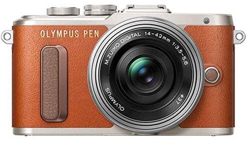 image d'un appareil photo hybride