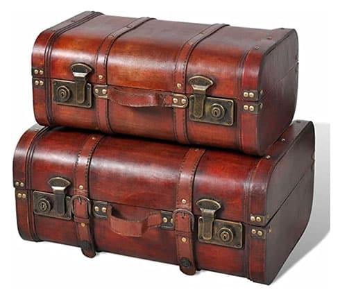 image de valise vintage