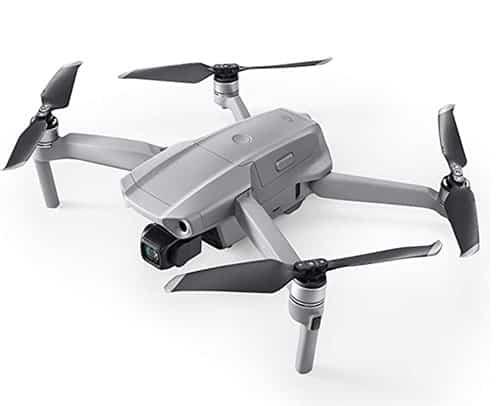 Image d'un drone de la marque dji