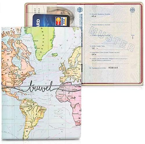 image d'un protege passeport