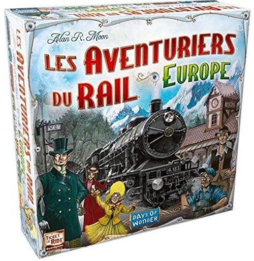Image des aventuriers du rail