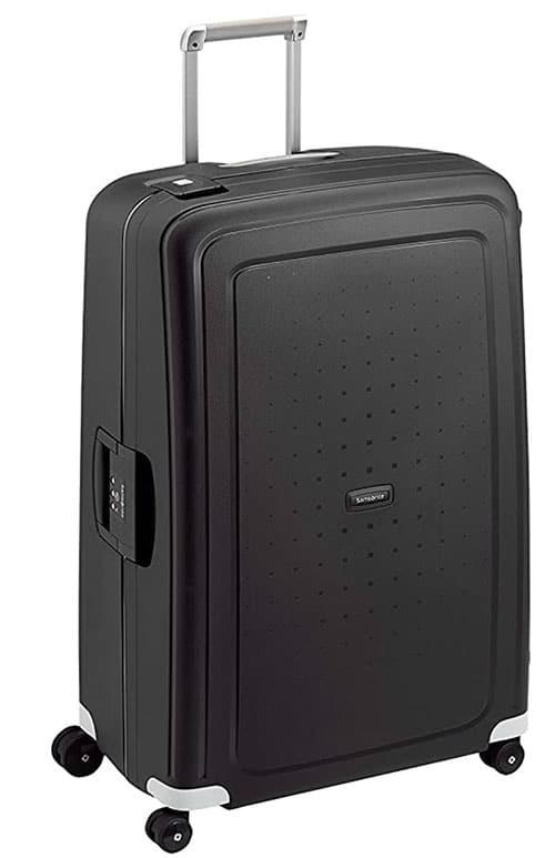 Image d'une valise en soute samsonite