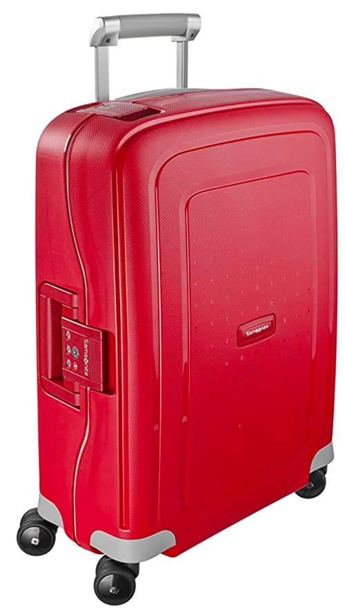 Image d'une valise cabine samsonite