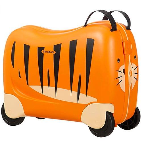 Image d'une valise pour enfant samsonite