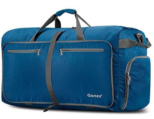 Image d'un sac de voyage pliable