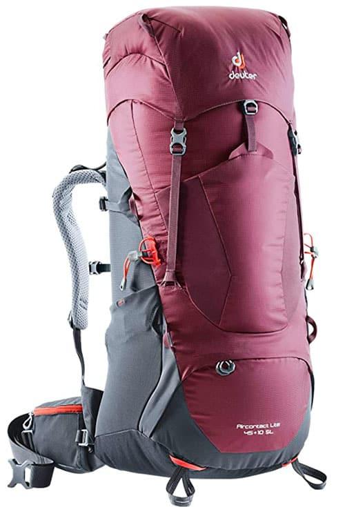 Image d'un sac de randonnée de la marque Deuter