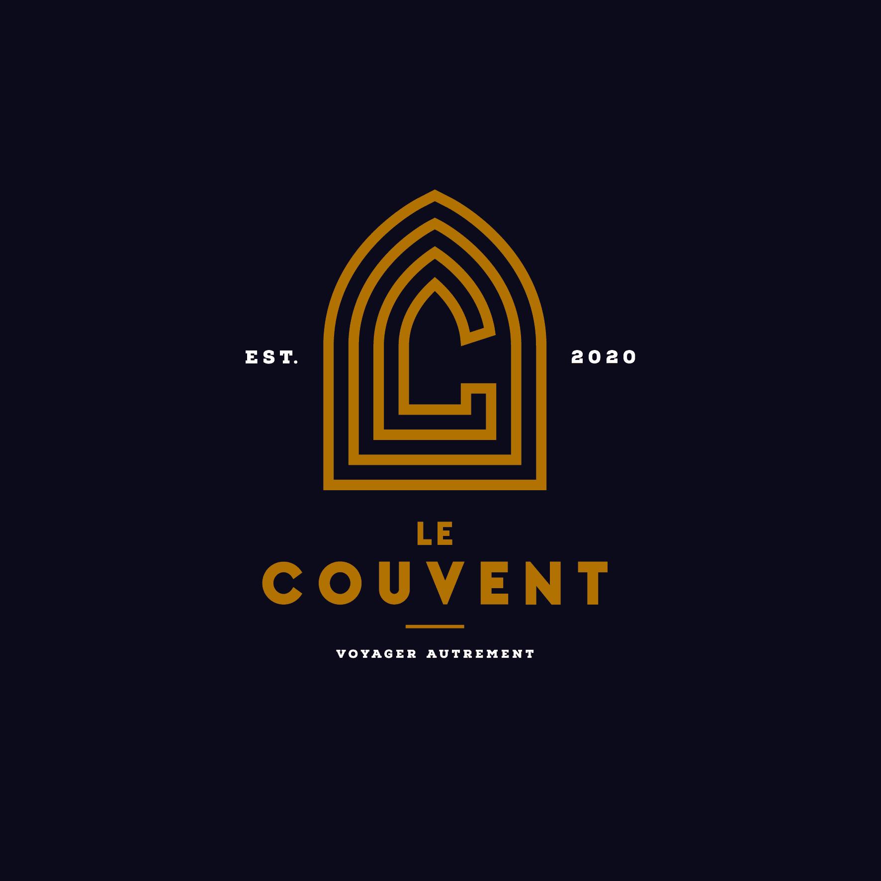 Logo Le Couvent Hostel