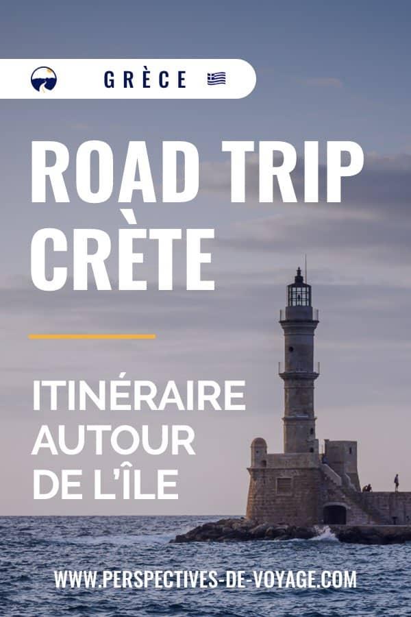 Road trip Crète : itinéraire autour de l'île