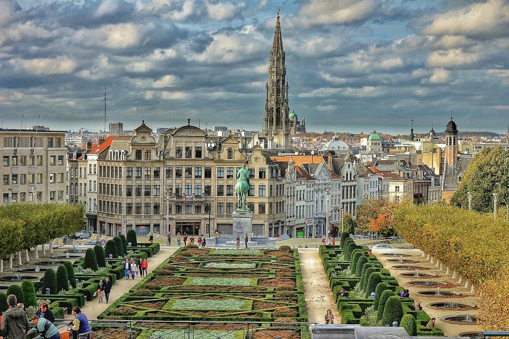 Photographie de Bruxelles, destination idéale pour un week-end en Europe