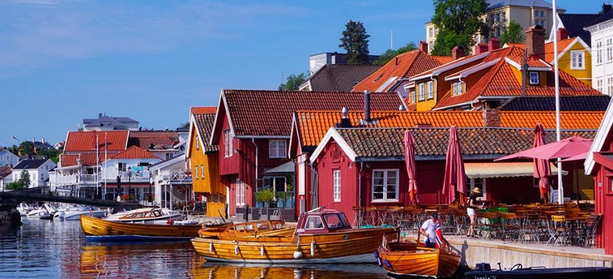 Road trip Norvege : itinéraire