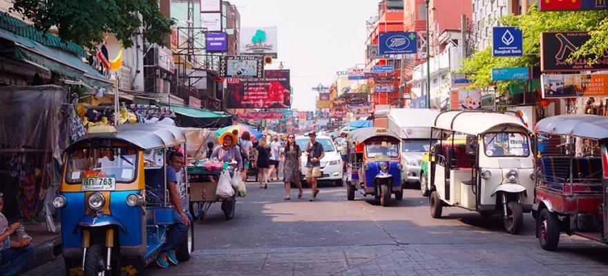 Conduire en Thaïlande : nos conseils